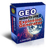 Geo Authority Link Explosion Generator ***FOR SALE $8.95***