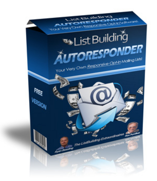 Product picture Amazing Listbuilding Autoresponder software $20.00