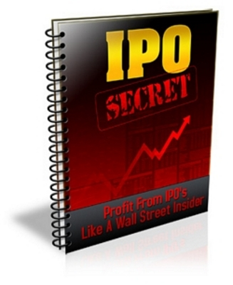 Product picture IPO Trading Discover How To Profit from IPO like a Pro